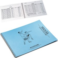 Accuscore Tennis Scorebook