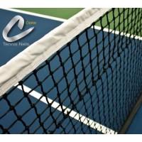 Clarke Tennis Net 3.5 Dbl Top w/Vinyl Header