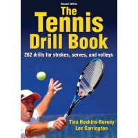 The Tennis Drill Book 2nd Edition