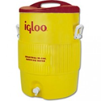 Igloo 10 Gallon Turf Series Cooler Yellow-Red