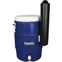 Igloo 5 Gallon Seat Top with Cup Dispenser