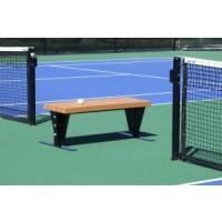 4' Flat Single Bench (surface mount)