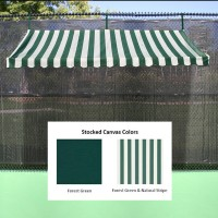 Fence Cabana Replacement Canopy (Shady Court) 10'