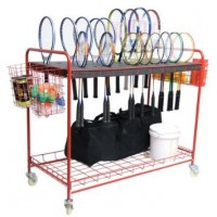 Racket Storage Cart