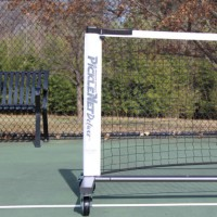 Pickleball Deluxe Portable System with Wheels