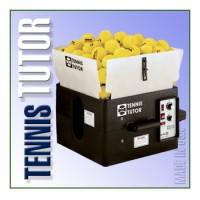 Tennis Tutor Ball Machine W/Light Battery