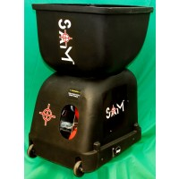 Sam P4 Pro Tennis Ball Machine Electric