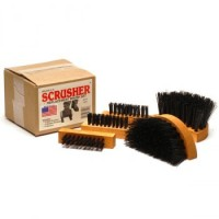 Deluxe Scrusher Replacement Brush Set