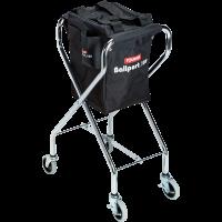 Tourna Ball Port Travel Cart with Bag 180 Ball Capacity