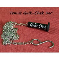 "Quik Chek Measuring Chain 36"" -Tennis"