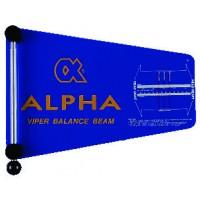 Alpha Viper Balance Beam