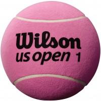 """Wilson US Open Jumbo Tennis Ball 9"""" Pink-Deflated"""