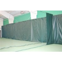 Tennis Curtain 13 oz Weighted