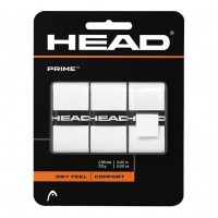 Head Prime Tennis Overgrip - White