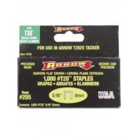 Arrow Grip Tacker Staples - 1000 Box
