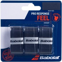 Babolat Pro Response Tennis Overgrip 3 Pack