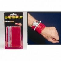 Reflective Wrist Wallet