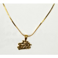 """""""I Heart Tennis"""" Necklace"""