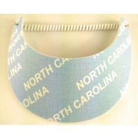 North Carolina Foam Coil Visor