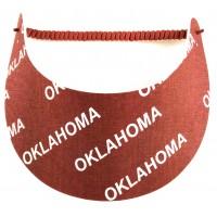 Oklahoma Foam Coil Visor