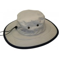 Cushees Big Brim SolarBloc Outdoor Hat
