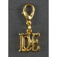 """Love"" Zipper Pull"