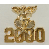 Tennis Angel 2000 Tac Pin