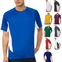 Fila Men's Core Color Blocked Crew
