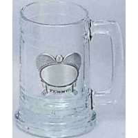 Glass Tankard-Engraveable