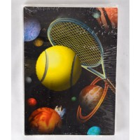 Tennis All Occasion Cards-Planets(10 pack)