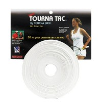 Tourna Tac Overgrip XL - White 30 Pack