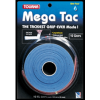 Tourna Mega Tac XL 10 pack Blue
