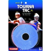 Tourna Tac Overgrip XL - Blue 10 Pack