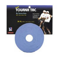Tourna Tac Overgrip XL - Blue 30 Pack
