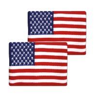 Tourna USA  Flag Wristbands