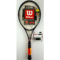 Wilson Ultra Titanium Stretch 110 Racquet Size 5