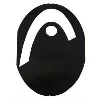 Head Racquet Stencil