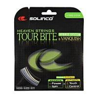 Solinco Tour Bite 17 & Vanquish 16 Hybrid String