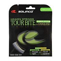 Solinco Tour Bite 16L & Vanquish 16 Hybrid String