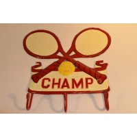 Champs Wall Rack