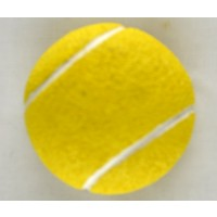 Polystone Magnet-Yellow