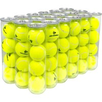 Dunlop Academy Practice Tennis Balls 4 ball can - Case - (18 cans)