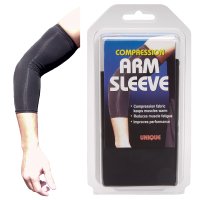 Compression Arm Sleeve - Black