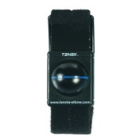 Tenex Elbow Shock Absorbing Watch-Black