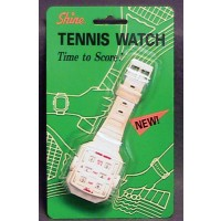 Scorekeeper Watch-White