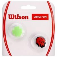 Wilson Vibra Clover-Flame Tennis Dampener