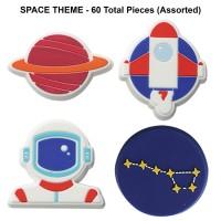 Gamma Strings Things Jar 60 Count - Austronaut, Planet, Rocket, Little Dipper