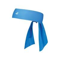 Babolat Tie Headband - Blue - 2018