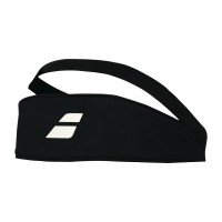 Babolat Women's Headband - Black/White - 2018