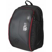 WIlson Federer DNA Racquet Backpack - Black